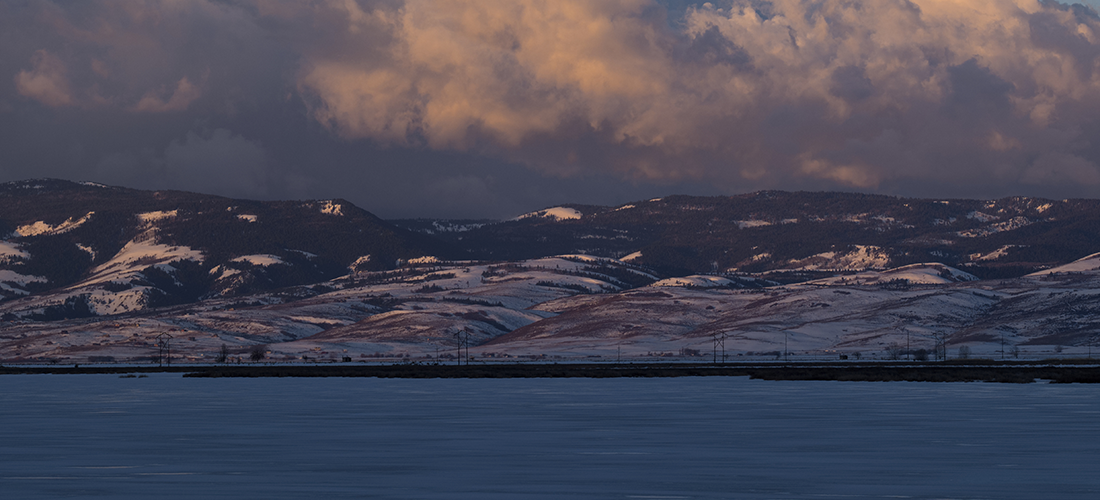Bear Lake Winter